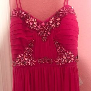 Dresses & Skirts - Pink cocktail or prom/gala long dress
